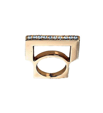 Top Square Ring