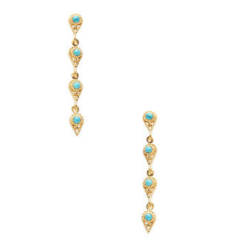 Eddera Isabella Drop Earrings
