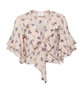 Cinq A Sept Ivy Top in Pearl Blush