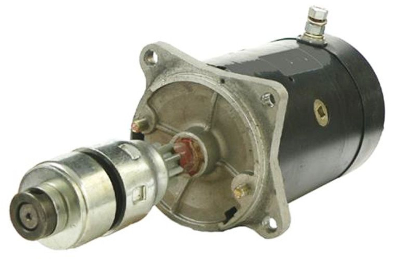 601 Ford Tractor Hydraulic Pump : Starter ford tractor