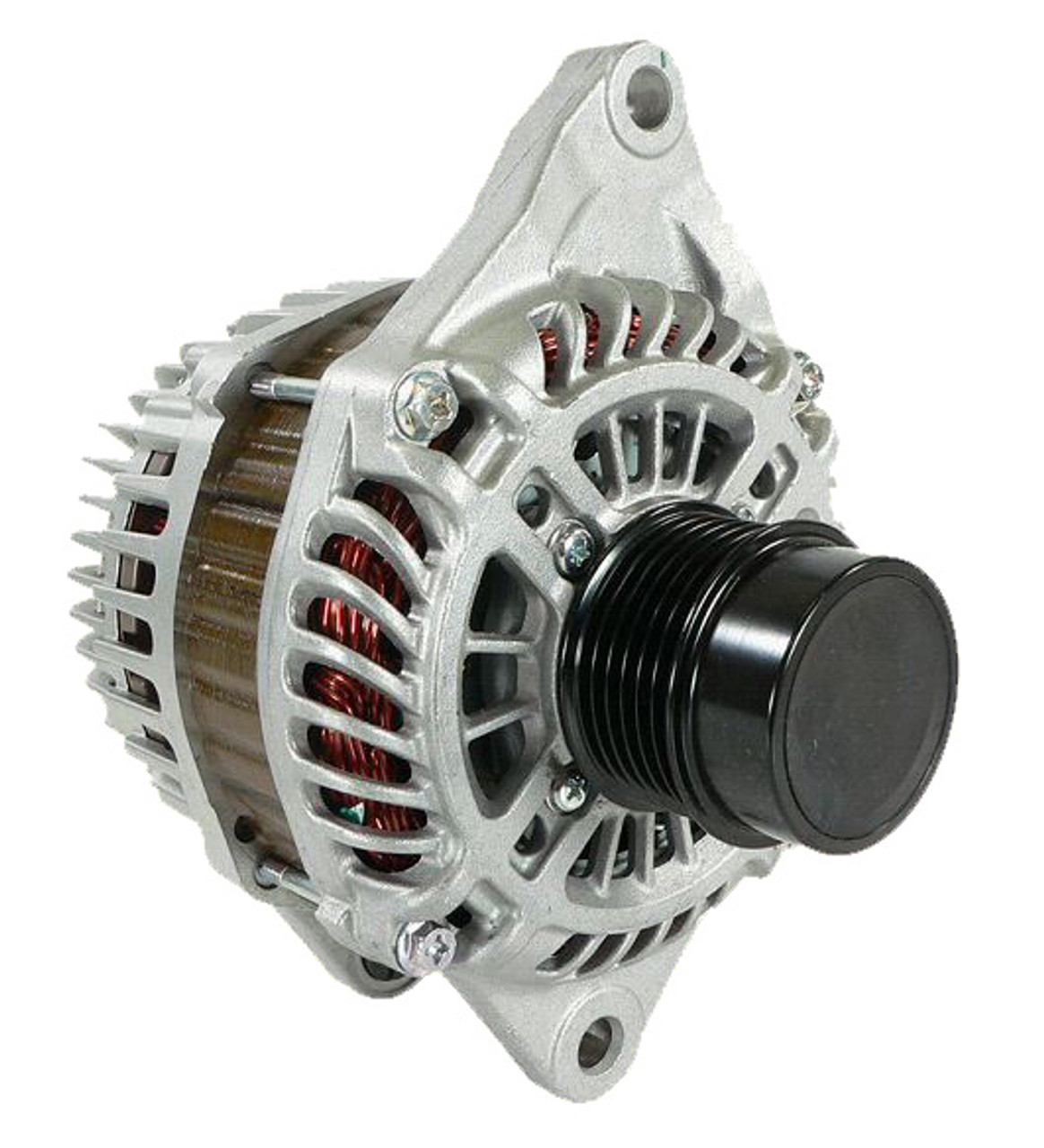 how to change alternator on 2008 jeep compass