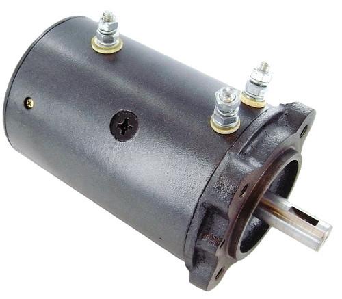New Ramsey Winch Motor 12v Bi Directional Mbj4407 2 5hp