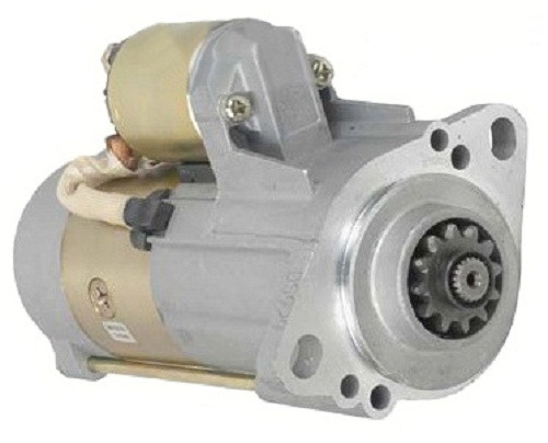 Ford 1520 Hydraulic Pump : Starter ford tractor perkins  new