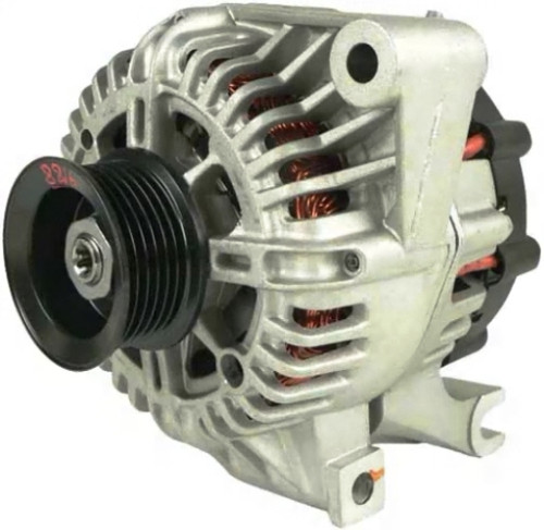 new alternator 2006 chevrolet malibu 3 5l v6