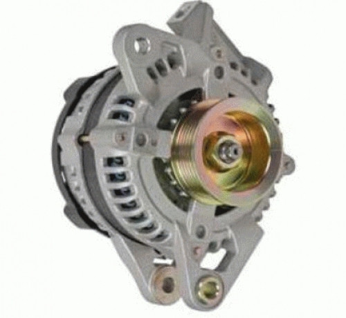 Service Manual  How To Install Alternator In A 2002