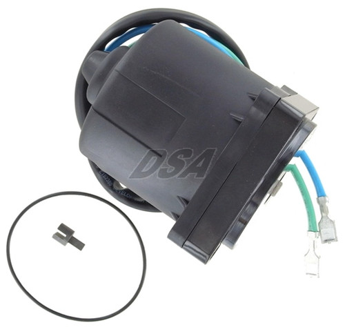 New tilt trim motor omc evinrude johnson 434495 434496 for Omc cobra tilt trim motor