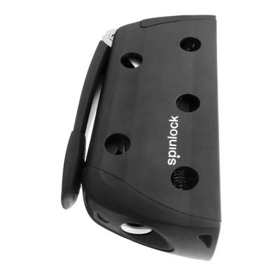 Spinlock XXA Powerclutch, Side Mount Starboard, Black/Silver