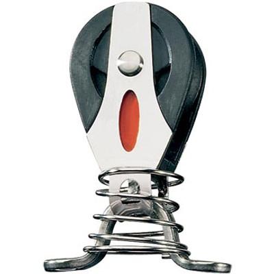 Ronstan Series 30 Ball Bearing Block, Stand-up, Loop Top