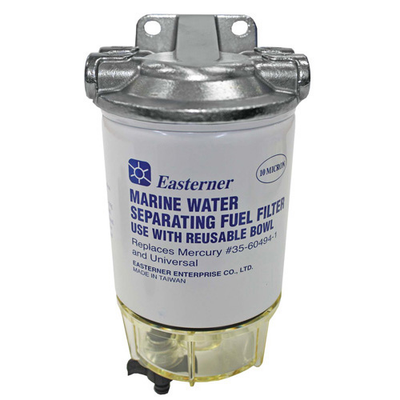 RWB Fuel Filter Kit Stainless Steel Head