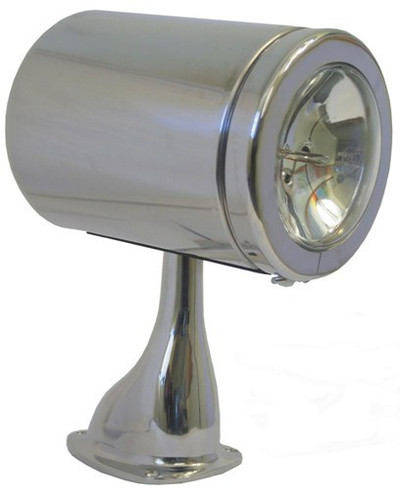 RWB Remote Controlled Searchlights Stainless Steel/Chrome Plated Brass