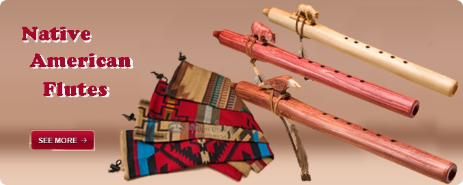 Native American Flutes