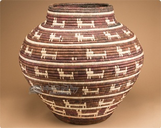 Native american baskets indian navajo style baskets native american baskets publicscrutiny Choice Image