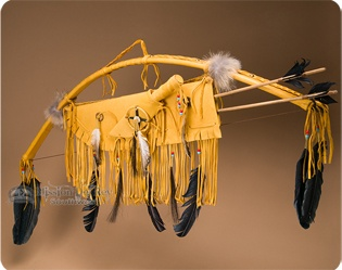 Native American Bows & Quivers
