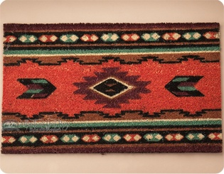 Southwest Western Door Mats