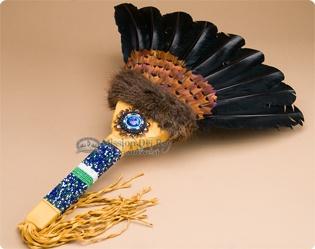 Native American Fan