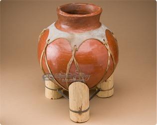 Tarahumara pottery