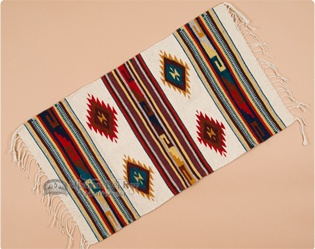 Zapotec throw rug