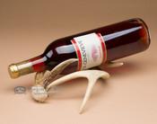 Antler wine rack - real antler.