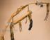 Antiqued Bow and Choker Quiver Set