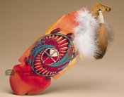 Handcrafted Native American Cedar Feather - Mother's Sons