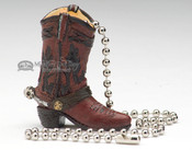 Western Resing Pull Chain - Boot