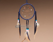 Native American Dream Catcher - Purple