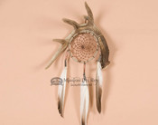 Native American Antler Dreamcatcher -Navajo