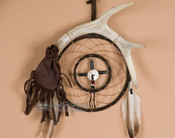 Genuine Antler with Dreamcatcher