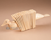 Wooden Quacking Duck