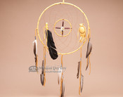 Navajo Dreamcatcher Medicine Wheel Combo - 12""