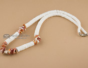 """Southwest Navajo Indian Beaded Necklace 21"""""""