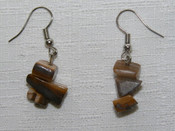 Native American Indian Jewelry -Tigua Earrings