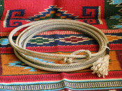Real lariat for personal use or western home decor.