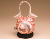 Mata Ortiz Pottery - Wedding Vase