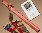 Native American Flute Cherry Turtle