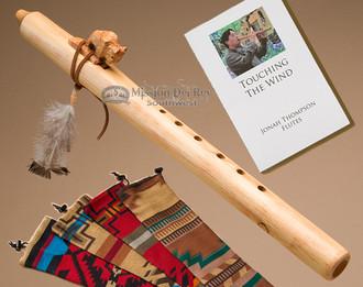 Native American Flute Buffalo