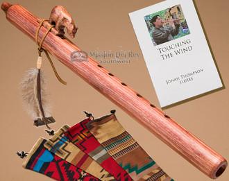 Native American Flute Bear