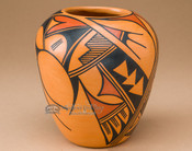 Native American Pottery Vase - Hopi