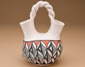 Acoma Southwest Wedding Vase