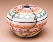Horsehair Rainbow Pottery