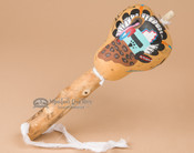 Zuni Indian Gourd Rattle