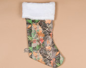 Christmas stocking - Camouflage