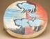 Painted Tarahumara Rawhide Hand Drum