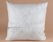 """Soft pillow insert for 18"""" x 18"""" pillow covers."""