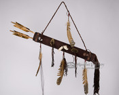 Native American Decorative Quiver Set