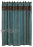 Del Rio Western Shower Curtain