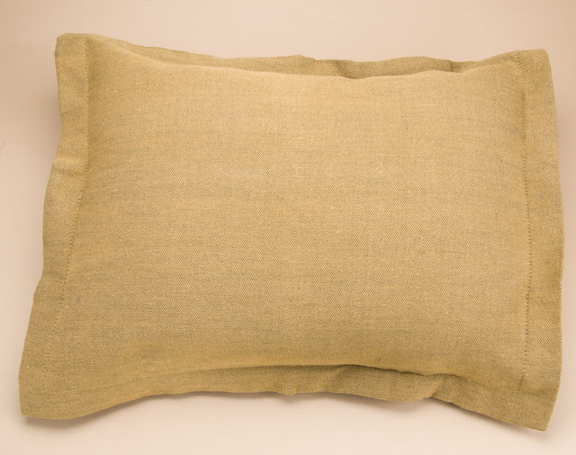 Southwestern Pillow Shams : Matching Pillow Sham - Camel or Tan