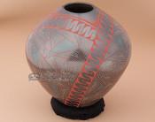 Mata Ortiz Pottery Vase