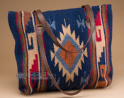 "Southwestern Wool Purse 18""x16"""