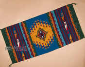 """Southwestern Indian Style Woven Rug 32""""x64"""""""